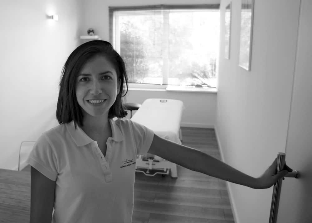 Maria Heredia Medio- Physiotherapist and Osteopath Euro Ost D.O.
